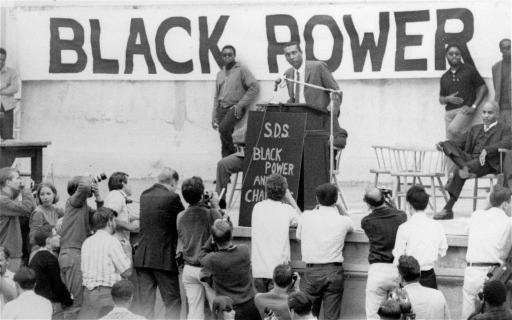 The Black Power Movement 110
